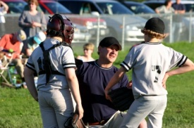 Coaching Youth Baseball: Tips for the Parent-Coach