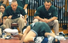 Proper physical conditioning leads to winning wrestling