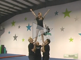 Cheerleading Moves & Cheers Video Library